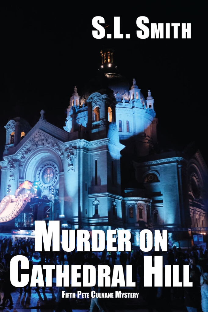 Murder on Cathedral Hill Cover Final Front Cover